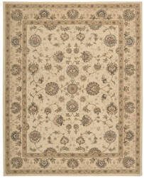 Nourison Heritage Hall He28 Cream Area Rug
