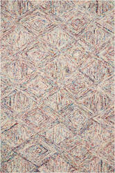 Nourison Interlock Itl01 Multicolor Area Rug