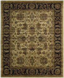 Nourison Jaipur JA-22 Light Gold Area Rug