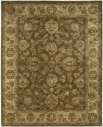 Nourison Jaipur JA-23 Brown Area Rug