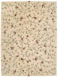 Nourison Julian JL-22 Light Gold Area Rug