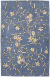 Nourison Julian JL-33 Light Blue Area Rug