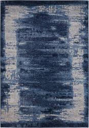 Kathy Ireland Ki24 Illusion Ki242 Blue Area Rug