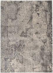 Kathy Ireland Heritage Ki352 Grey Area Rug
