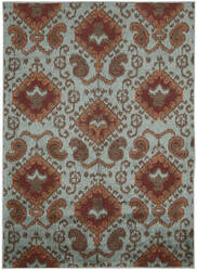 Nourison Kindred Kin01 Aqua Area Rug