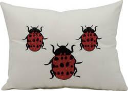 Nourison Pillows Outdoor L1244 Ivory