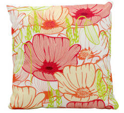 Nourison Pillows Outdoor L3163 White