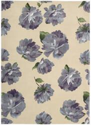 Nourison Modern Elegance LH-09 Iris Area Rug