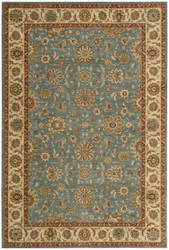 Nourison Living Treasures LI-05 Aqua Area Rug