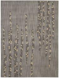 Nourison Radiant Impression LK-04 Grey Area Rug