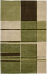 Nourison Dimensions ND-22 Green Area Rug