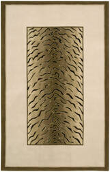 Nourison Dimensions ND-26 Brown Area Rug