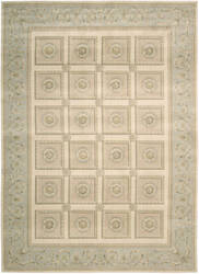 Nourison Newport NW-06 Ivory Area Rug