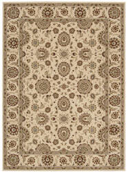 Nourison Persian Crown Pc002 Ivory Area Rug