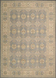 Nourison Persian Empire PE-23 Slate Area Rug