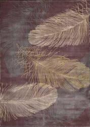 Nourison Parallels PR-26 Lavender Area Rug