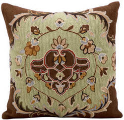 Kathy Ireland Pillows Q1002 Pistachio