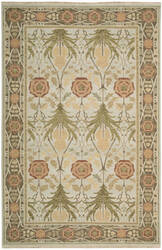 Nourison Nourmak S144 Light Green Area Rug