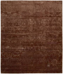 Nourison Silk Shadows Sha03 Rust Area Rug