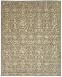 Nourison Silk Elements Ske03 Moss Area Rug