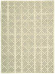 Nourison Silken Textures Skt01 Light Green Area Rug