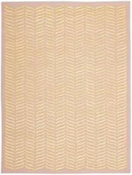 Nourison Silken Textures Skt02 Blush Area Rug