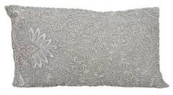 Nourison Mina Victory Pillows Sn190 Grey