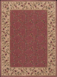 Nourison Somerset St53 Lt Rose Area Rug