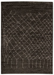 Nourison Tangier Tan05 Charcoal Area Rug