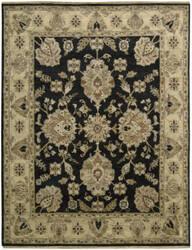 Nourison Tajik TJ-03 Black Area Rug