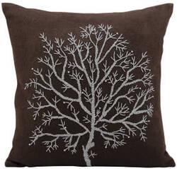 Nourison Pillows Luminescence V4051 Brown