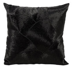 Nourison Pillows Luminescence V5023 Black