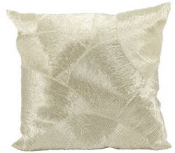 Nourison Pillows Luminescence V5023 Silver