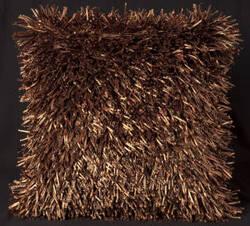 Nourison Pillows Shag V7307 Cognac