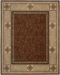 Nourison Vallencierre VA-27 Brown Area Rug