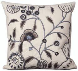 Nourison Pillows Luminescence W8926 Ivory