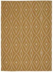 Nourison Color Motion Wcm05 Gold Area Rug