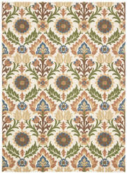Nourison Waverly Global Awakening Wga03 Pear Area Rug