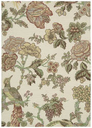 Nourison Waverly Global Awakening Wga05 Pear Area Rug