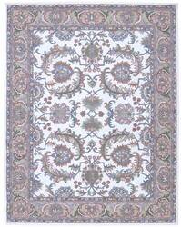 Nourison India House IH-05 Ivory-Gold Area Rug