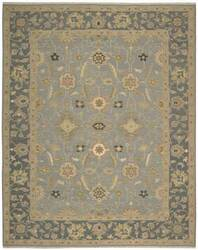 Nourison Suf-I-Noor SF-42 Light Blue Area Rug