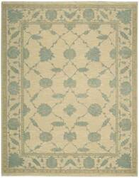 Nourison Silk Pointe SKP-1 Light Gold Area Rug
