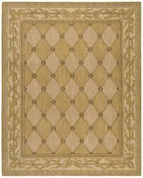 Nourison Vallencierre VA-21 Gold Area Rug