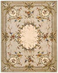 Nourison Versailles Palace VP-11 Ivory Area Rug