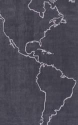 Nuloom Hand Tufted Americas Grey Area Rug
