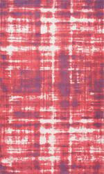 Nuloom Benton Vintage Overdyed Red Area Rug
