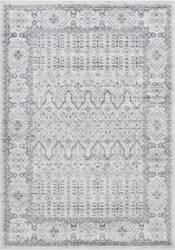 Nuloom Vintage Mosaic Maire Grey Area Rug