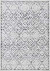 Nuloom Vintage Tiles Delmy Grey Area Rug