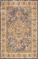 Nuloom Persian Salina Grey Area Rug
