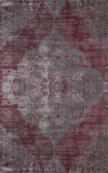 Nuloom Vintage Armanda Purple Area Rug